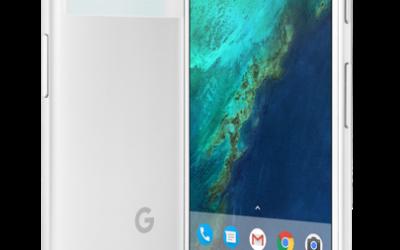 Pixel, by Google!