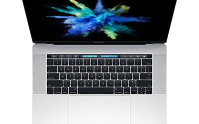 New MacBook Pro with Touchbar!